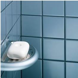 Blanchir les joints de carrelage de la salle de bain - Refaire des joints de carrelage salle de bain ...