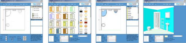 Salle De Bain En D Les Logiciels En Ligne Et Leur Fonctionnement - Outil 3d salle de bain