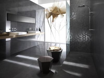 aménagement d'une salle de bain avec douche italienne - Amenagement De Salle De Bain Avec Douche