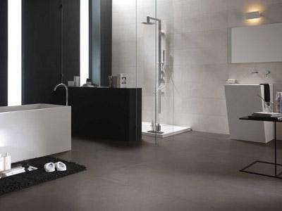 salle de bain design - Image De Salle De Bain Avec Douche Italienne